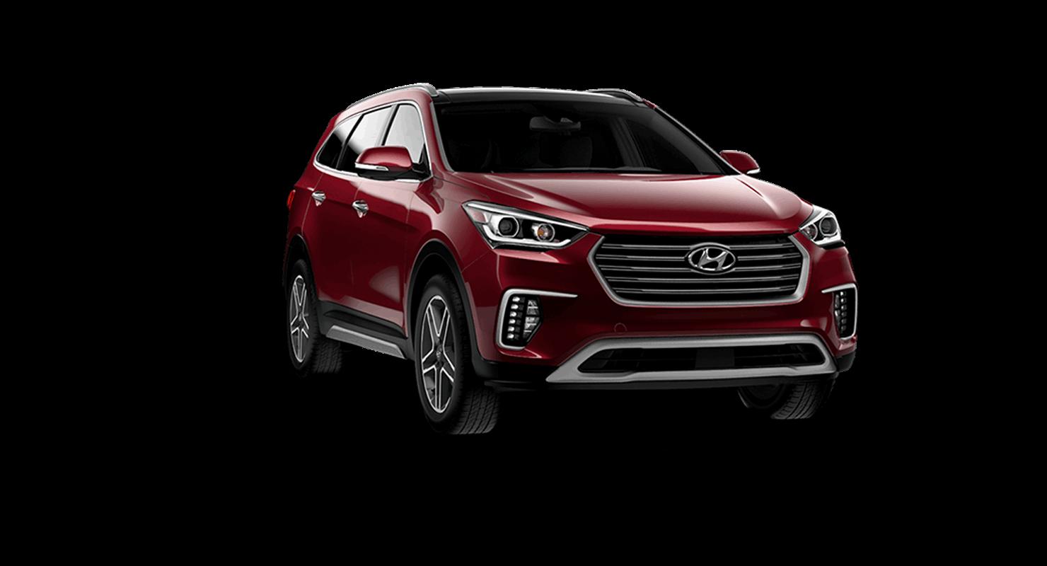 2017 Santa Fe XL  Limited